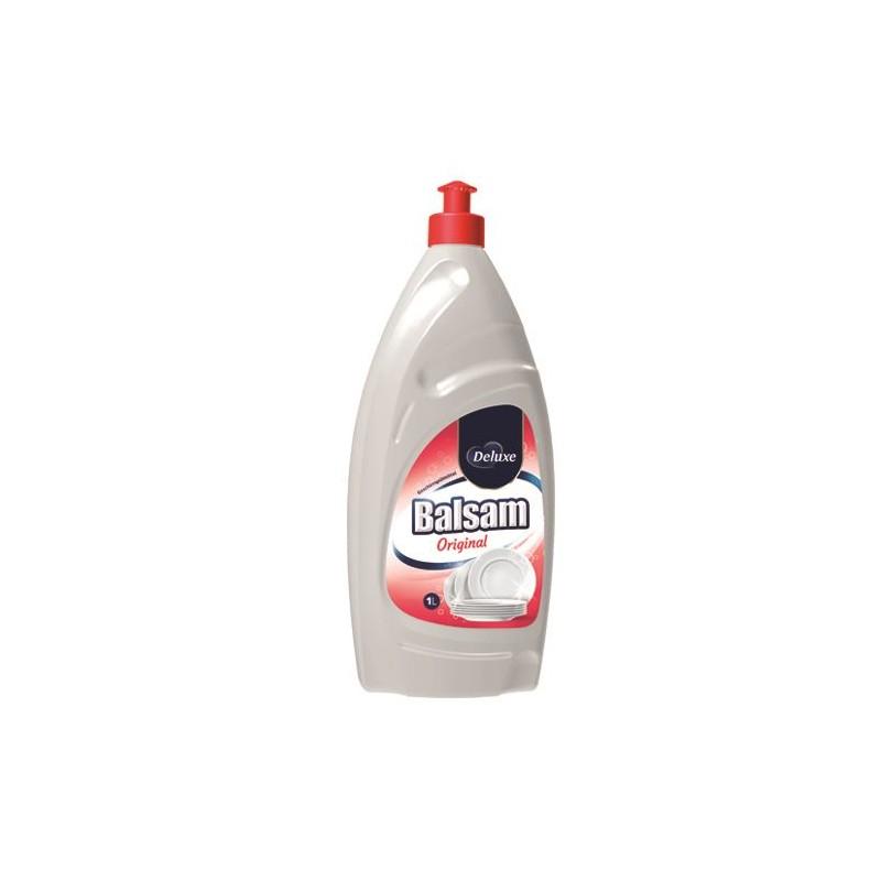 Deluxe Balsam Средство для мытья посуды Original plyn do naczyn (ОРИГИНАЛЬНЫЙ) 1л