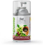 DOMO DRY AROMA Натур. аромат. Зеленый кофе и тирамису для диспенсера 250мл