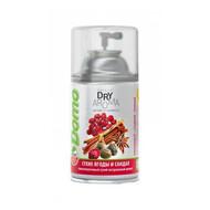 DOMO DRY AROMA Натур. аромат. Сухие ягоды и сандал для диспенсера 250мл