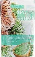 Биотон Соль для ванн хвойная с эфирными маслами кедра и кипариса (дой-пак) 500г