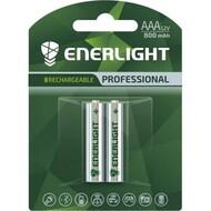 Аккумулятор ENERLIGHT Professional AAА 800mAh BLI