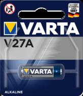 Батарейка VARTA V 27 A BLI 1 ALKALINE * (009)