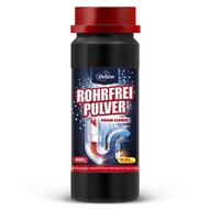 Deluxe Rohrfrei Pulver do udraznian rur для чистки труб 600г