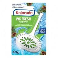 KOLORADO брусок туалетной корзинка Fresh СОСНА 40г